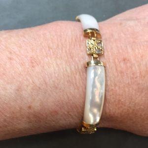 Jewelry - 14k mother of pearl bracelet